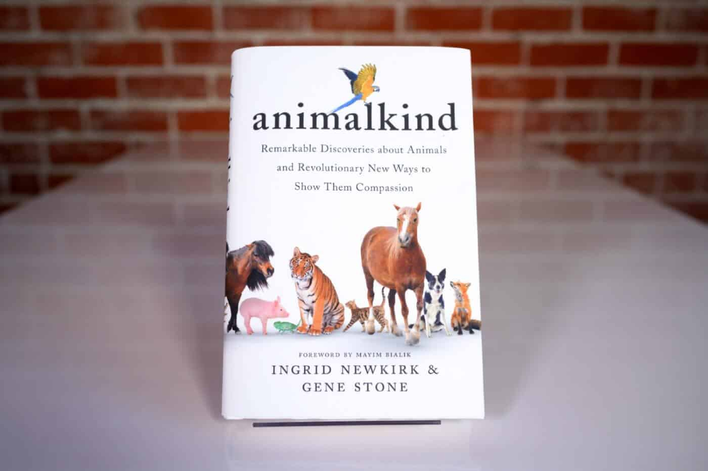 The Animalkind Book