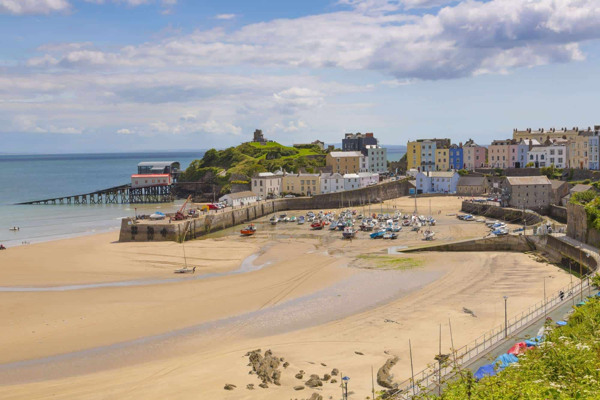 The Best UK Beaches To Visit This Summer