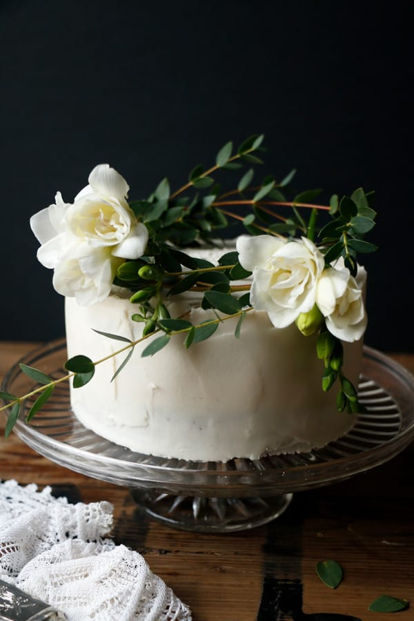 Vegan Wedding Cake Recipes