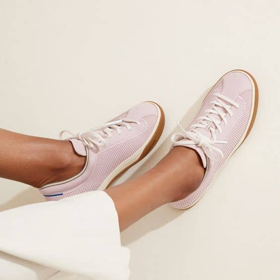 best vegan sneaker brands - rothys