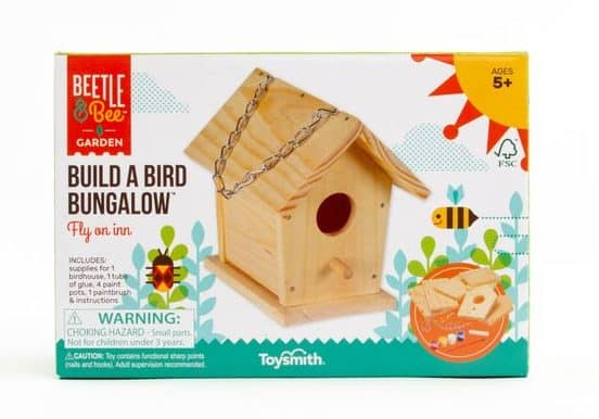 bird house toy for children