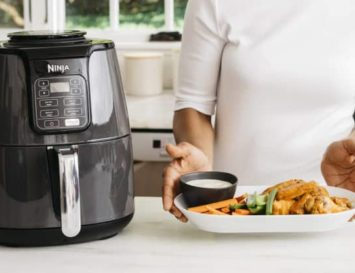 Vegan Air Fryer Recipes