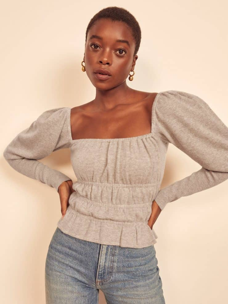 Sustainable Sweater Trends