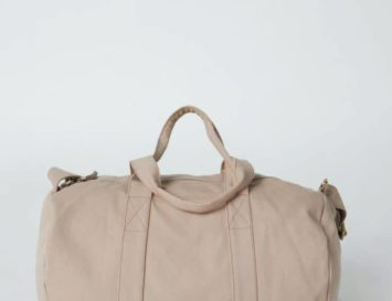 vegan Duffel Bags By Terra Thread