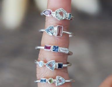 Birthstone Jewelry From Gardens Of The Sun