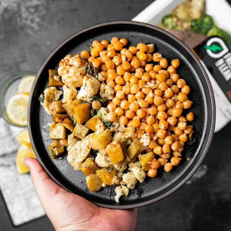 vegan meal delivery services