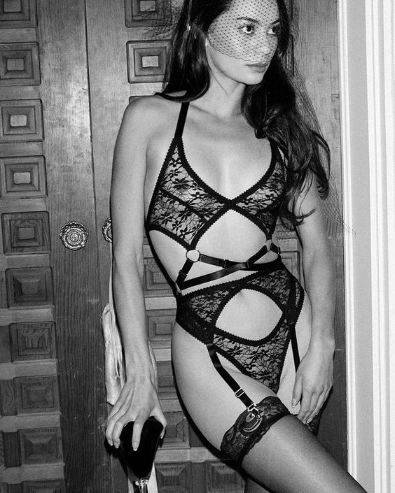 smoking hot ethical lingerie