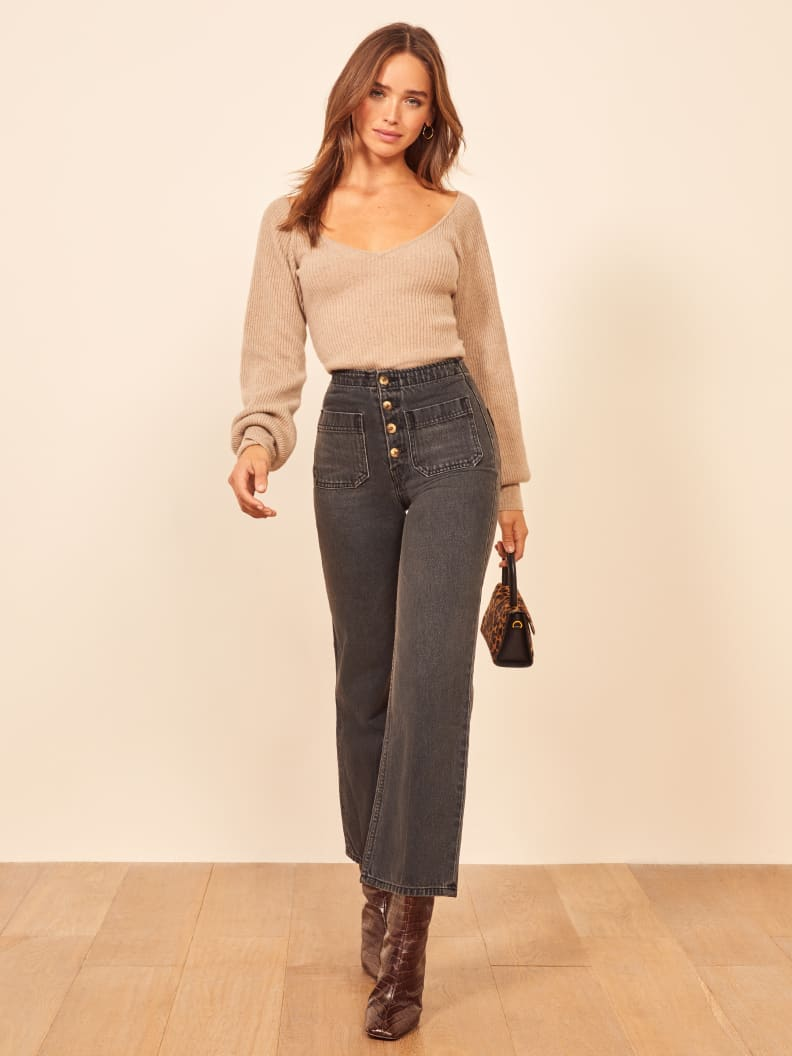70s inspired jeans